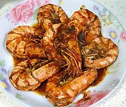 #餐桌上的春日限定#烹大虾的做法
