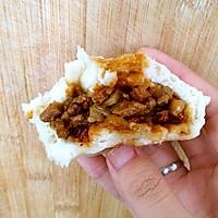 【老妈制造】酱肉丁包子(教您发面,绝不塌皮)细节图的做法图解16