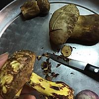 牛肝菌酱的做法图解2
