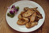 黑胡椒香煎杏鲍菇的做法