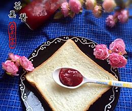 草莓果酱#最萌缤纷儿童节#的做法