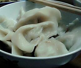 香菇~芹菜~猪肉饺子的做法