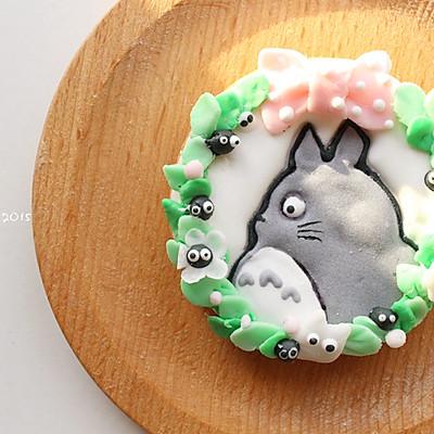 手绘糖霜饼干