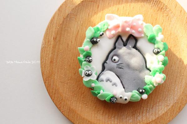 手绘糖霜饼干的做法