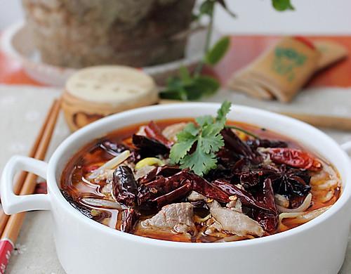 川香水煮肉片