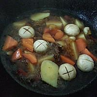 大喜大牛肉粉试用之鲜蔬牛腩的做法图解4