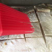 #一人一道拿手菜#烤金鲳鱼的做法图解13