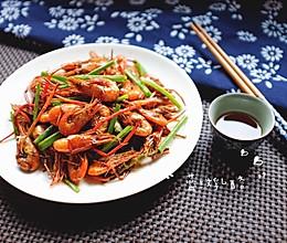 杭州油爆虾的做法