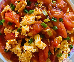 秘制西红柿炒鸡蛋的做法