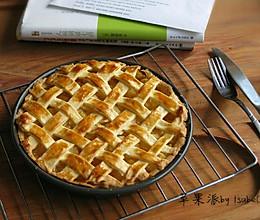 七寸苹果派的做法