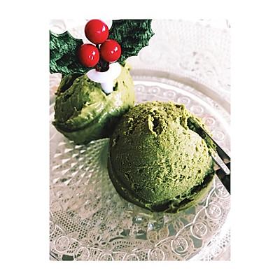 浓味抹茶冰淇淋(抹茶控来~)