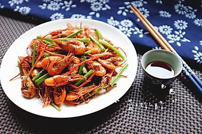 杭州油爆虾