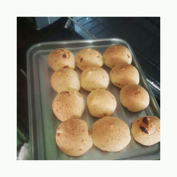 蔓越莓麻薯的做法