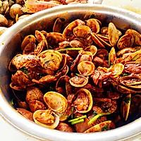 海鲜大咖(家常四种吃法烩)的做法图解5