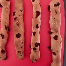 #南北面点大不同#酥脆椰蓉蔓越莓面包条