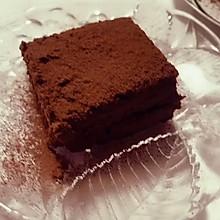 """#美食说出""""新年好""""# 红薯巧克力布朗尼蛋糕"""