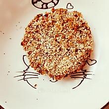 酥酥脆脆,燕麦坚果脆饼