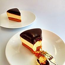 杏仁重乳酪蛋糕