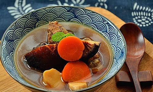 双菇排骨汤——利仁电火锅试用菜谱的做法