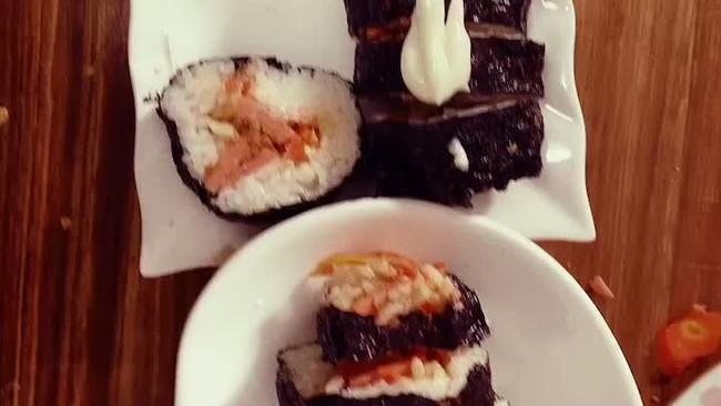 家庭版~寿司的做法