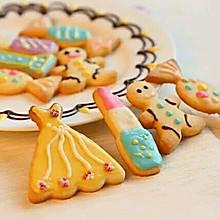 DIY造型饼干