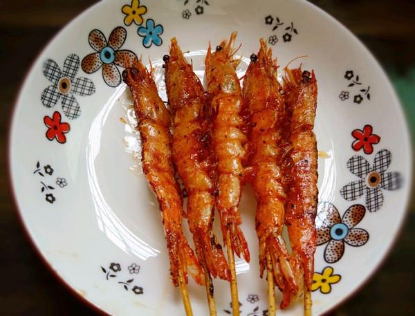 好吃的煎大虾的做法