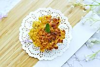 #馅儿料美食,哪种最好吃#香煎红薯饼的做法