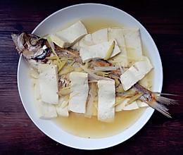咸鱼蒸豆腐的做法