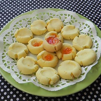 果酱玛格丽特小饼