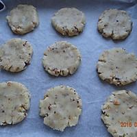 普通面粉就能做出的宫廷核桃酥的做法图解3