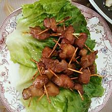 牙签肉(猪肉版)
