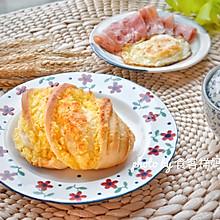 传统椰蓉甜面包