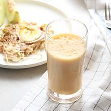 牛奶胡萝卜果蔬汁#春天不减肥,夏天肉堆堆#