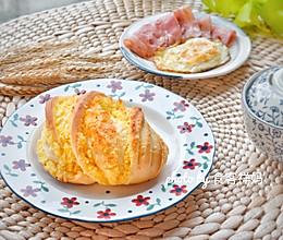 传统椰蓉甜面包的做法