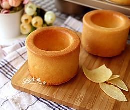 堡尔美克海绵蛋糕杯的做法