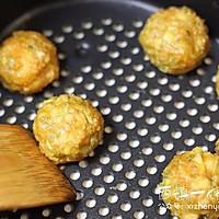 【空气炸锅版】豆腐素丸子的做法图解12
