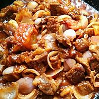 土豆炖牛肉的做法图解8