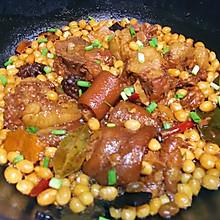 黄豆煲猪尾