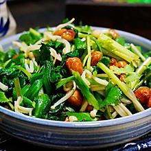 #福气年夜菜#凉拌菠菜
