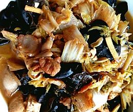 大锅菜的做法