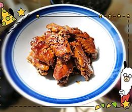 可乐姜鸡翅(无油版)的做法