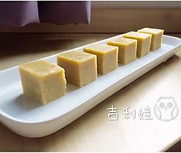 桂花豌豆黄的做法