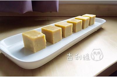 桂花豌豆黄