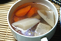 莲藕瘦肉汤的做法