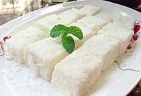 85度c椰丝牛奶小方块的做法