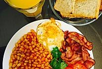 英式早餐English breakfast的做法
