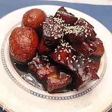 红烧肉(可乐版)