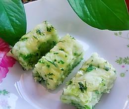闽南芥菜米粿的做法