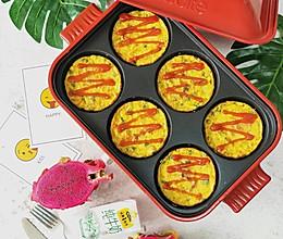 #美食新势力#胡萝卜鸡蛋饼的做法