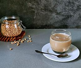 提神醒脑的咖啡豆浆#合理膳食 营养健康进家庭#的做法